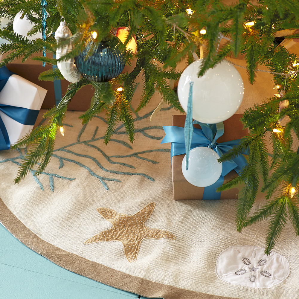 Nautical Tree Skirt