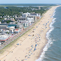 rehobothbeachaerial Latest News - Rehoboth Beach Real Estate - Bryce Lingo and Shaun Tull REALTORS, Rehoboth Beach, Delaware
